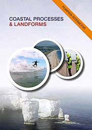 Coastal Processes and Landforms - Ein Unterrichtsmedium auf DVD