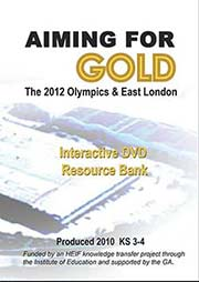 Aiming for gold: The 2012 Olympics and East London - Ein Unterrichtsmedium auf DVD