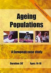 Ageing Population: A european case study - Ein Unterrichtsmedium auf DVD