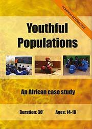 Youthful Populations: An African case study - Ein Unterrichtsmedium auf DVD