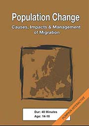 Population Change: Causes, Impacts and Management of Migration - Ein Unterrichtsmedium auf DVD