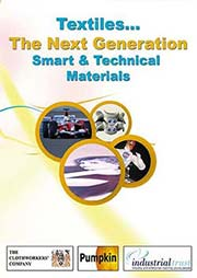 Textiles... The Next Generation: Smart and Technical Materials - Ein Unterrichtsmedium auf DVD