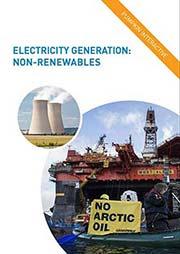 Electricity Generation: non renewables - Ein Unterrichtsmedium auf DVD
