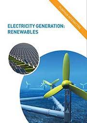Electricity Generation: Renewables - Ein Unterrichtsmedium auf DVD