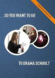 So you want to go to Drama School? - Ein Unterrichtsmedium auf DVD