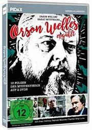 Orson Welles erzählt [2 DVDs] - Ein Unterrichtsmedium auf DVD