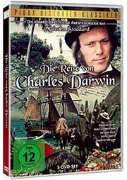 Die Reise von Charles Darwin [3 DVDs] - Ein Unterrichtsmedium auf DVD