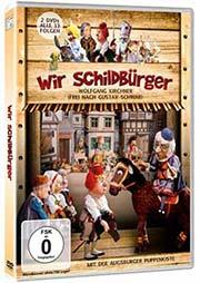Wir Schildb�rger - Frei nach Gustav Schwab [2 DVDs] - Ein Unterrichtsmedium auf DVD