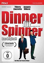 Dinner für Spinner - Ein Unterrichtsmedium auf DVD