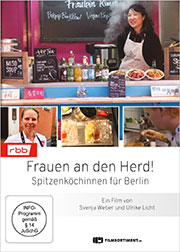 Frauen an den Herd - Ein Unterrichtsmedium auf DVD