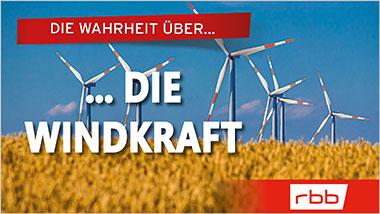 Die Wahrheit über die Windkraft - Ein Unterrichtsmedium auf DVD