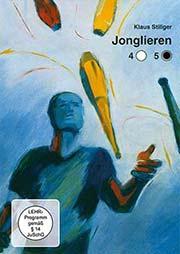 Jonglieren 5 - Ein Unterrichtsmedium auf DVD