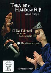 Der Fußmord und andere Liebesdramen - Ein Unterrichtsmedium auf DVD