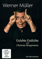 Gelebte Gedichte von Christian Morgenstern - Ein Unterrichtsmedium auf DVD