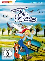 Die Wunderbare Reise des kleinen Nils Holgersson - Ein Unterrichtsmedium auf DVD