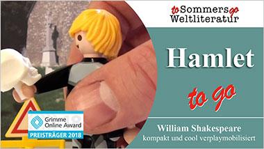 Hamlet to go - Ein Unterrichtsmedium auf DVD