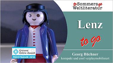 Lenz to go - Ein Unterrichtsmedium auf DVD