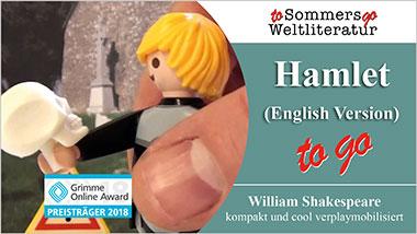 Hamlet to go (English Version) - Ein Unterrichtsmedium auf DVD