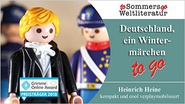 Deutschland, ein Winterm�rchen to go - Ein Unterrichtsmedium auf DVD