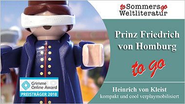 Prinz Friedrich von Homburg to go - Ein Unterrichtsmedium auf DVD