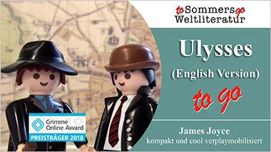 Ulysses to go (English Version) - Ein Unterrichtsmedium auf DVD