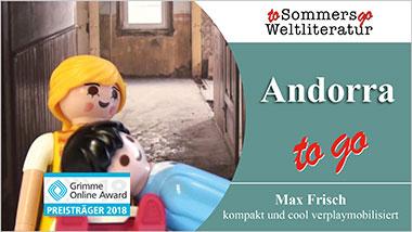 Andorra to go - Ein Unterrichtsmedium auf DVD