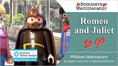 Romeo and Juliet to go - Ein Unterrichtsmedium auf DVD