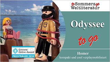 Odyssee to go - Ein Unterrichtsmedium auf DVD