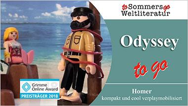 Odyssey to go - Ein Unterrichtsmedium auf DVD