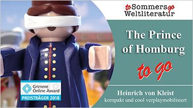 The Prince of Homburg to go - Ein Unterrichtsmedium auf DVD