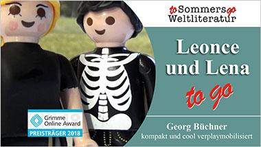 Leonce und Lena to go - Ein Unterrichtsmedium auf DVD