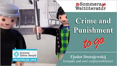 Crime and Punishment to go - Ein Unterrichtsmedium auf DVD