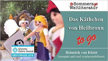 Das Käthchen von Heilbronn to go - Ein Unterrichtsmedium auf DVD