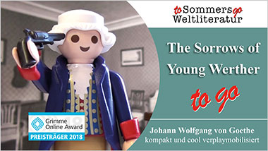 The Sorrows of Young Werther to go - Ein Unterrichtsmedium auf DVD