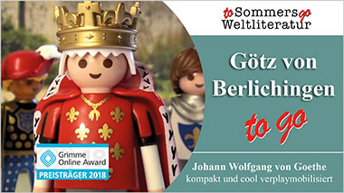 Götz von Berlichingen to go - Ein Unterrichtsmedium auf DVD