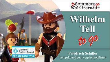 Wilhelm Tell to go - Ein Unterrichtsmedium auf DVD
