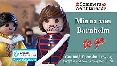 Minna von Barnhelm to go - Ein Unterrichtsmedium auf DVD