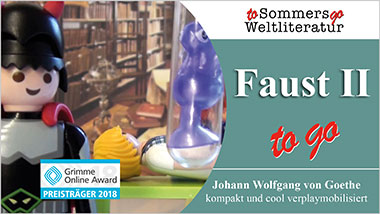 Faust II to go - Ein Unterrichtsmedium auf DVD