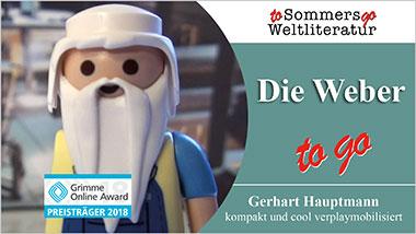 Die Weber to go - Ein Unterrichtsmedium auf DVD