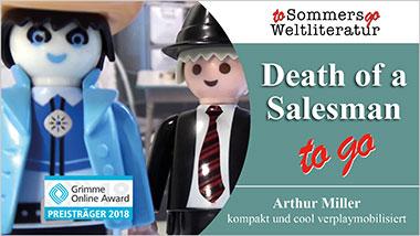 Death of a Salesman to go - Ein Unterrichtsmedium auf DVD