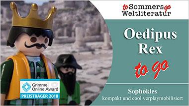 Oedipus Rex to go - Ein Unterrichtsmedium auf DVD