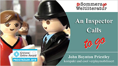 An Inspector Calls to go - Ein Unterrichtsmedium auf DVD