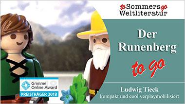 Der Runenberg to go - Ein Unterrichtsmedium auf DVD