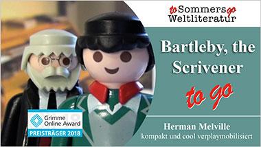 Bartleby, the Scrivener to go - Ein Unterrichtsmedium auf DVD