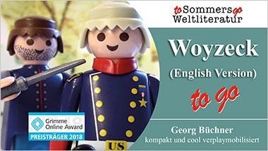 Woyzeck to go (English Version) - Ein Unterrichtsmedium auf DVD