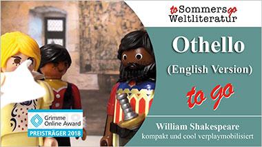 Othello to go (English Version) - Ein Unterrichtsmedium auf DVD