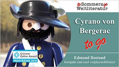 Cyrano von Bergerac to go - Ein Unterrichtsmedium auf DVD