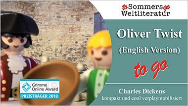 Oliver Twist to go (English Version) - Ein Unterrichtsmedium auf DVD