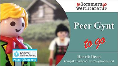 Peer Gynt to go - Ein Unterrichtsmedium auf DVD
