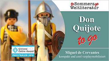 Don Quijote to go